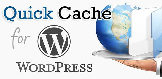 WordPressを高速化させるプラグイン 「Quick Cache」インストールと設定