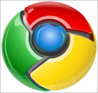 ついにGoogle Chromeが首位を奪った!