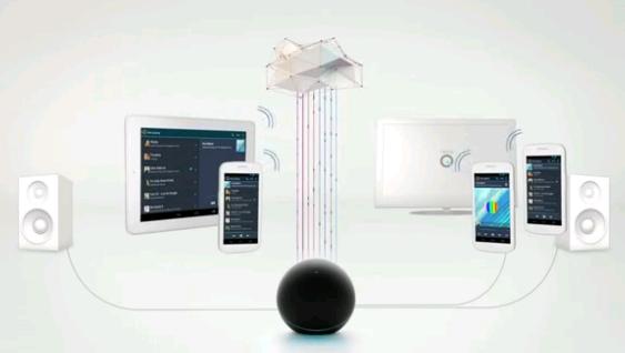 Googleが黒い球体クラウドメディアプレーヤー「Nexus Q」発表