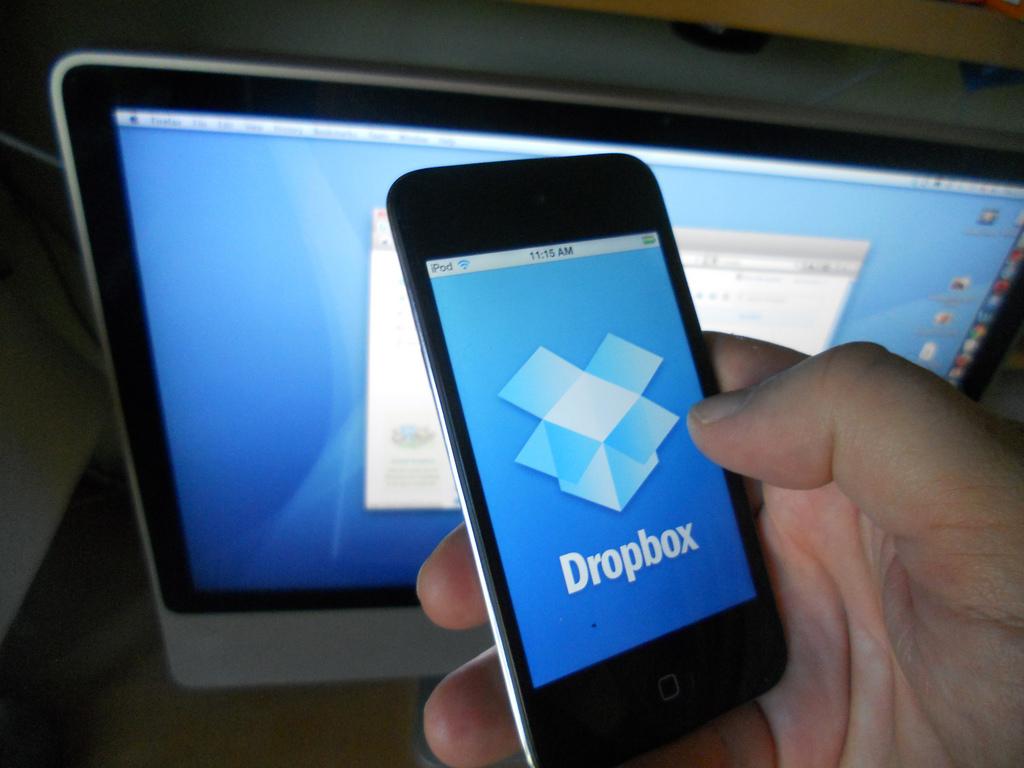 DropBoxからメールアドレス流出!?アカウントは大丈夫!?