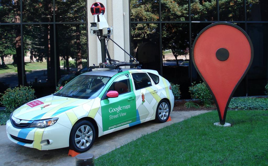 Android 4.2(Jelly Bean)の新機能は個人でストリートビューが撮影できる!