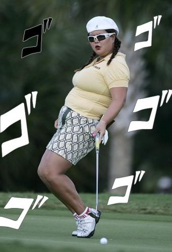 ジョジョの奇妙なゴルファー