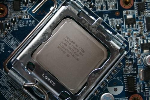 Intel Core 2 Duo E7300 CPU