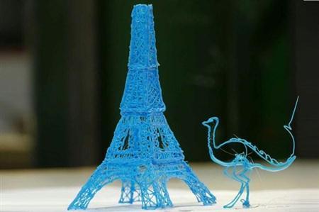 3Dで手書きができちゃう凄いペン「3Doodler」