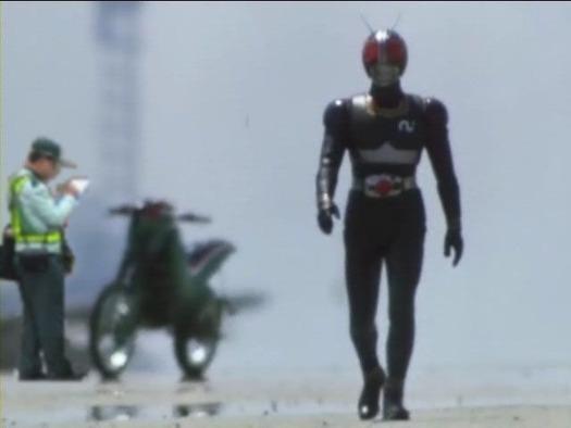 仮面ライダーBlackの変身ポーズ解説画像がかっこよすぎる