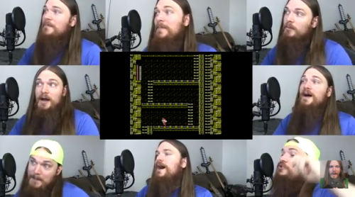 Mega Man 2 - Dr. Wily Stage Acapella - YouTube