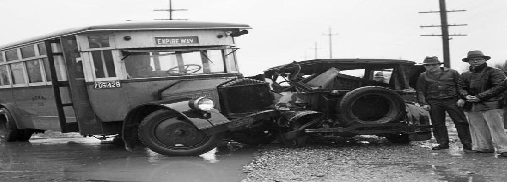 運転するのが嫌になる事故動画