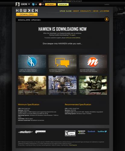 Download HAWKEN Beta Now - HAWKEN- War is A Machine4