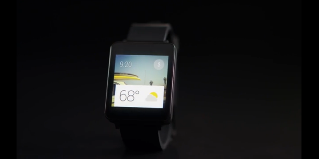 スマートウォッチOS、Android Wearが発表!