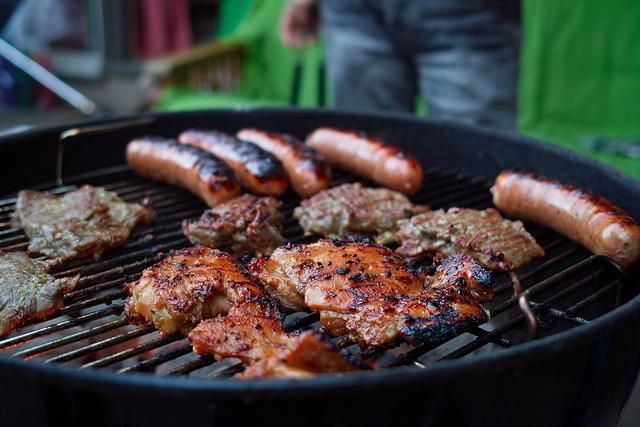 流行りの春BBQ。必要なものや注意点はどんなところ?