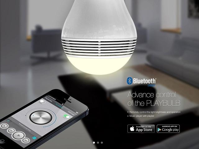 なんか凄そうな「スピーカーつきLED電球」が発売