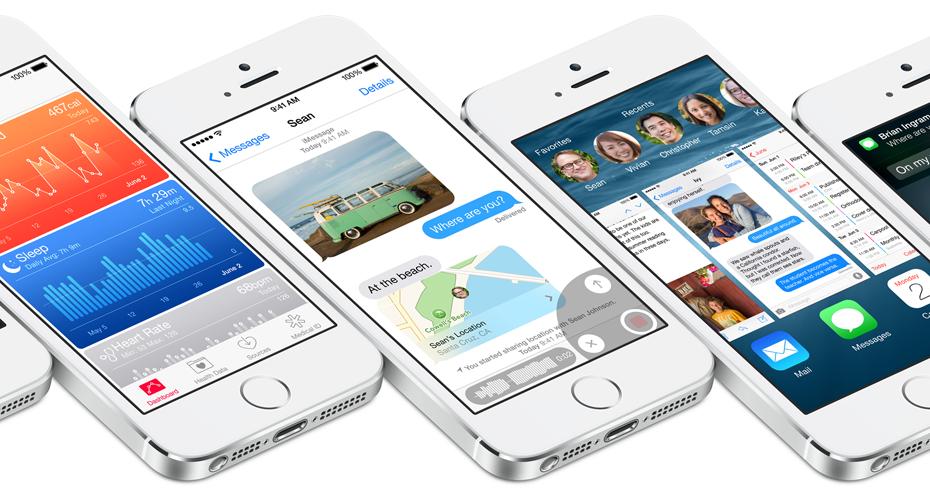 iOS 8が発表!…でもなんか見たことある機能だ