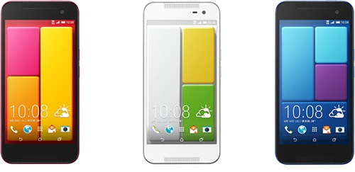 au から新しいHTC J butterfly HTL23が発表