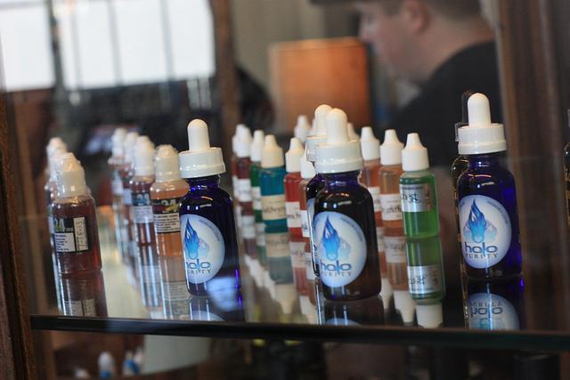 電子タバコ(VAPE)の発がん性物質について