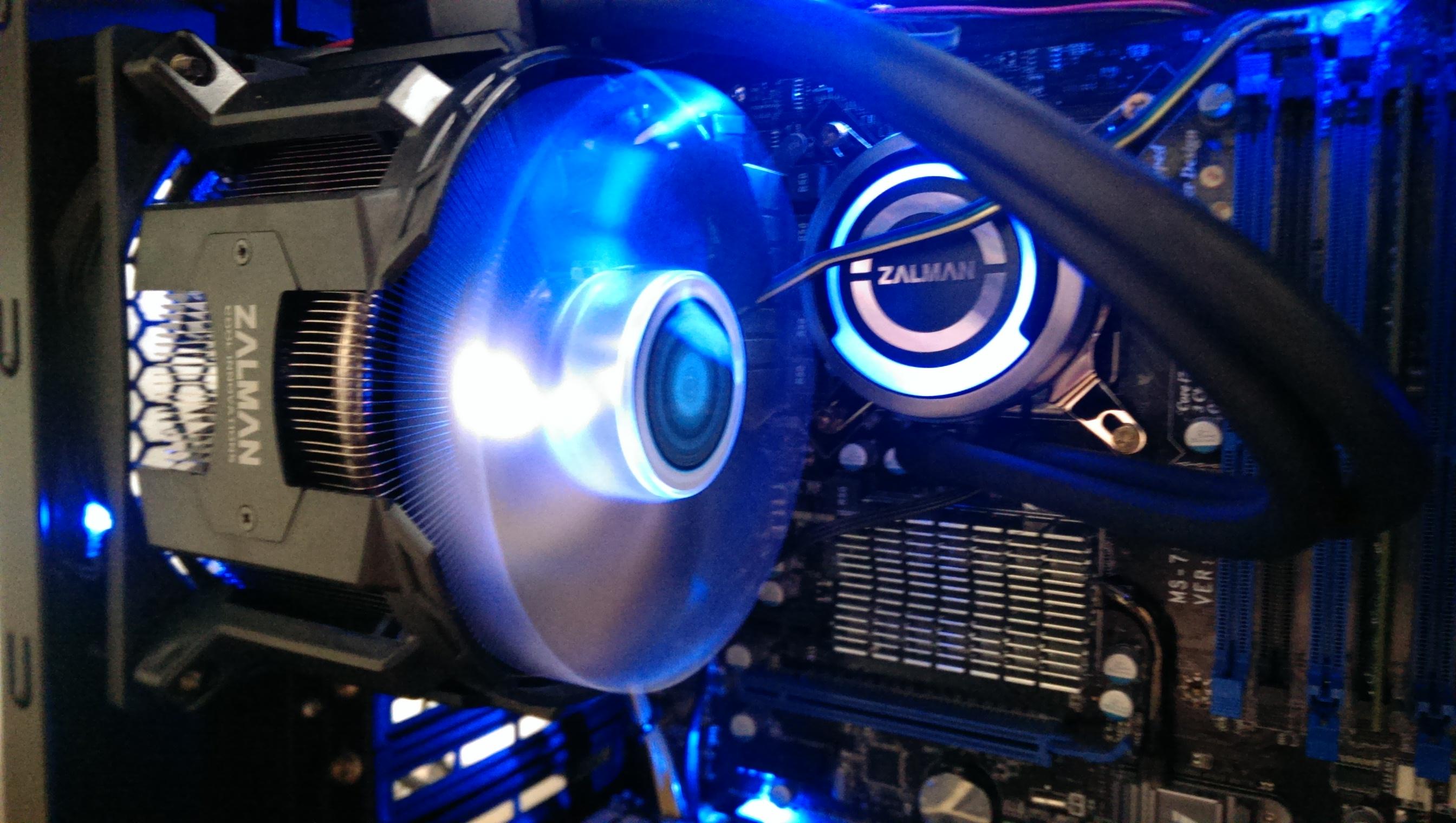 ZALMANの一体型水冷CPUクーラー「Reserator3 MAX」を使ってみた