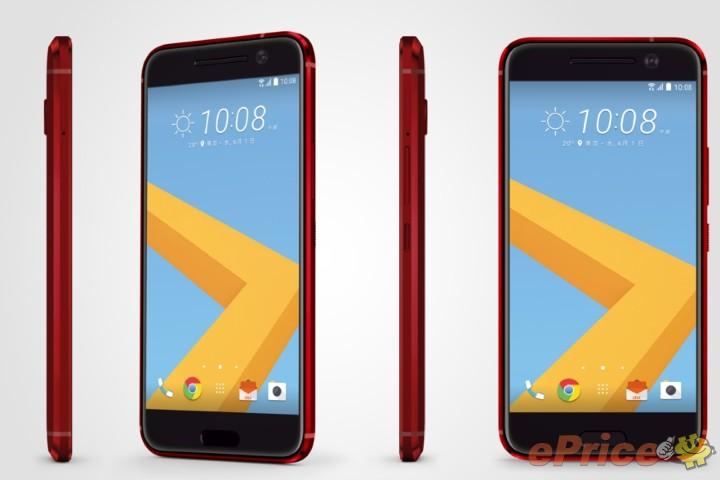 HTC 10が正式発表!日本では限定カラーのレッドもある模様