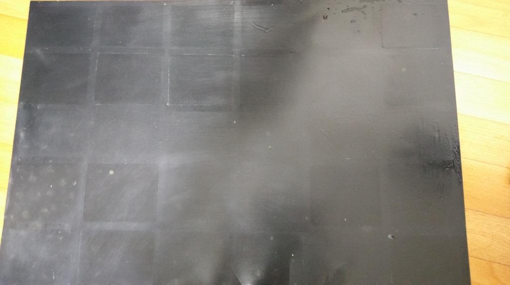 カーワックス・コーティング剤の耐久性比較実験 パネル回収3回目 最終章