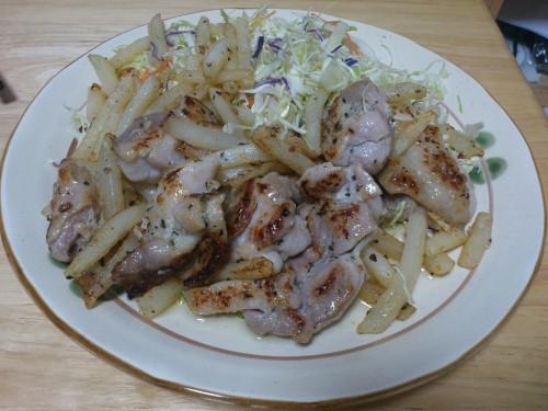 DSC_0136-500x375 話題の塩麹に鶏肉を漬けてみた!