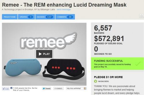remee-500x332 自由に夢を見れるようになるアイテム「Remee」