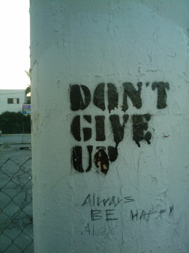 give_up_graffiti_ds367-375x500 ドコモが2011年発売のXperiaシリーズのアップデートを断念