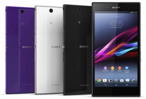 0626XperiaZUltra2-500x341 Xperia Z1 の価格が酷い