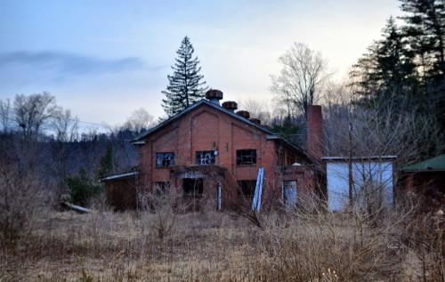 Shannopin Mine wash house