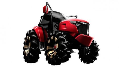 1e6579b9c32dad11f6b4c85cd25f16f3-452x500 デザインはフェラーリ!?ヤンマーのトラクターがカッコイイ!