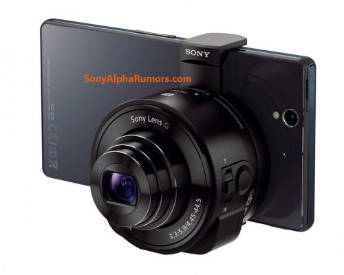 DSC-QX100_02-500x333 ソニーのレンズカメラ「DSC-QX10」と「DSC-QX100」は何か間違ってる