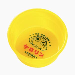 keroron2 ケロロ軍曹のケロリン桶。大好評で売り切れ多数