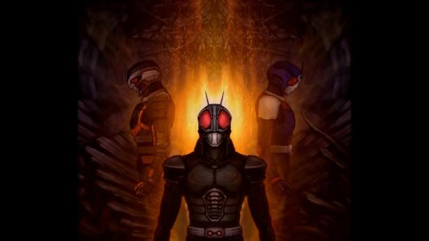 ▶ Kamen Rider Black RX (21st century Version) By Takayuki Miyauchi - YouTube