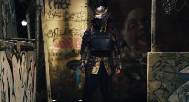 Samurai in BRAZIL