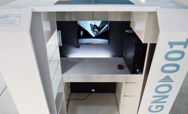 related-entry-thumb:凄い家具が登場。自分1人の引きこもり空間「KAKUREYA」