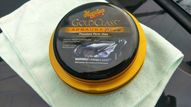 IMAG4038-615x344 マグアイアーズのGold Class Carnauba Plus Paste Waxを試してみた