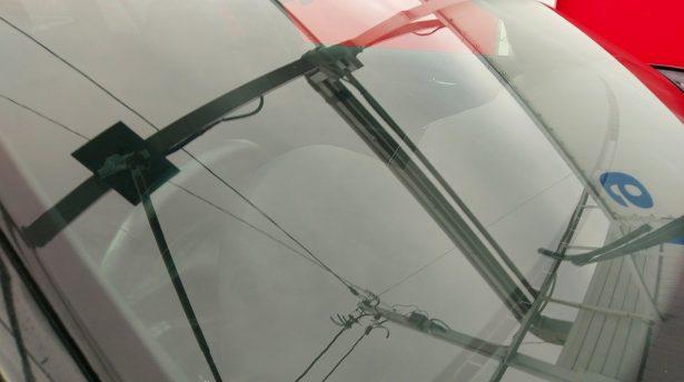 IMAG6139-615x460 フロントガラスの撥水コート「スマートビュー one」を試してみた