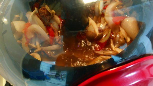 IMAG5867-615x344 ティファールのアクティフライでハヤシライスを作ってみた!