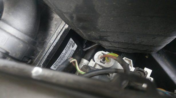 IMAG6637-615x344 管理人の車E46が冷却水漏れで故障
