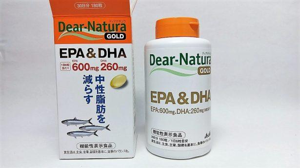 IMAG6278-615x344 ダイエット効果あり?ディアナチュラ「EPA&DHA」を試してみた