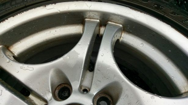 IMAG6814-615x344 マジックリンでホイール洗浄したら汚れは落ちるのか試してみた