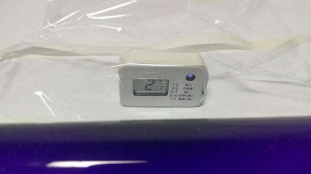 IMAG0639-615x344 コーティング剤の紫外線保護性能を「また」試す 新実験方法編