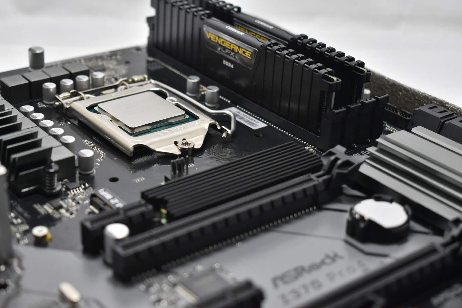 DSC_3155 BIOSが起動しない!Core i5-9600K の購入には注意が必要